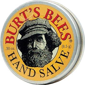5a9679518b87 Amazon.com   Burt s Bees Mini Hand Salve 0.30 oz (Pack of 6)   Hand ...
