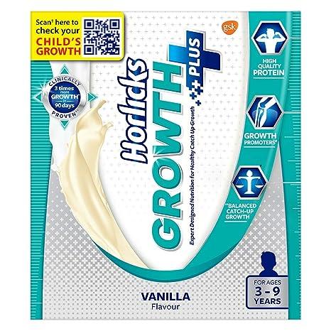 Horlicks Growth Plus - 200 g�(Vanilla)