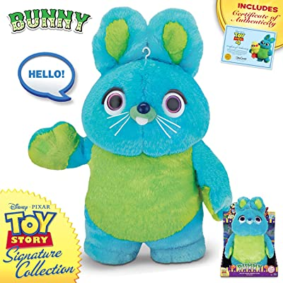Toy Story Disney Pixar 4 Signature Collection Bunny: Toys & Games [5Bkhe2001089]