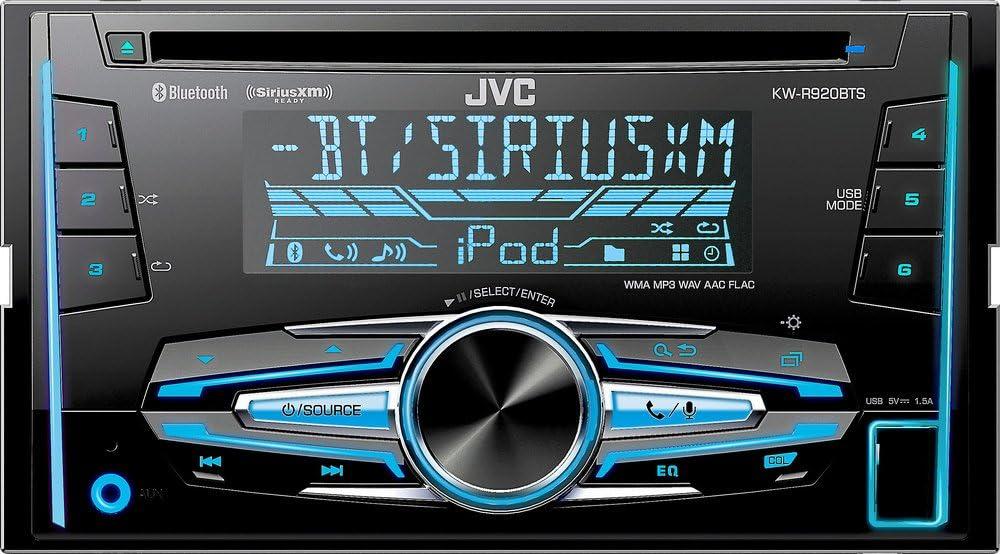 JVC KW Satellite Radio Receiver