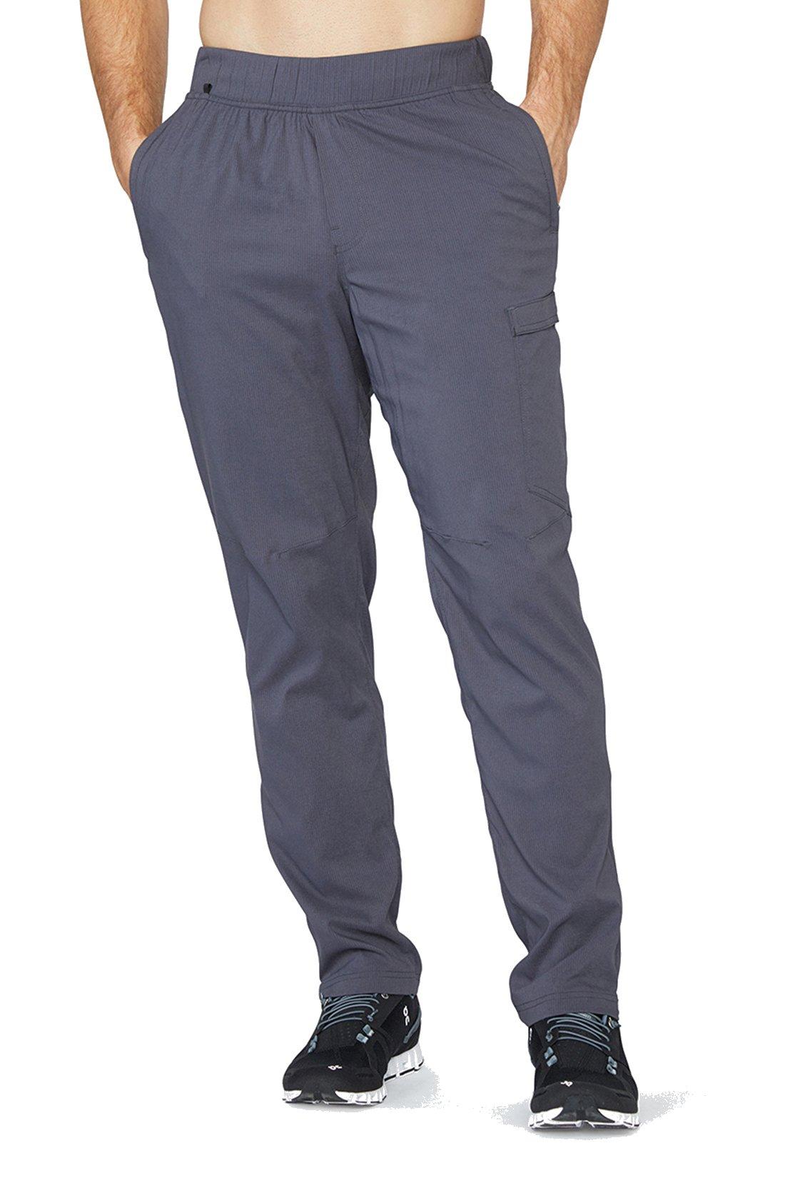 SOLFIRE Men's Nomad Pant (S, Pewter)