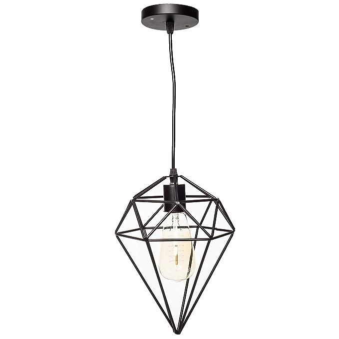 Brightt 8 Lighting Iron Round Shape Decorative Hanging Pendant Lights Fluorescent Bulb for Home Decoration