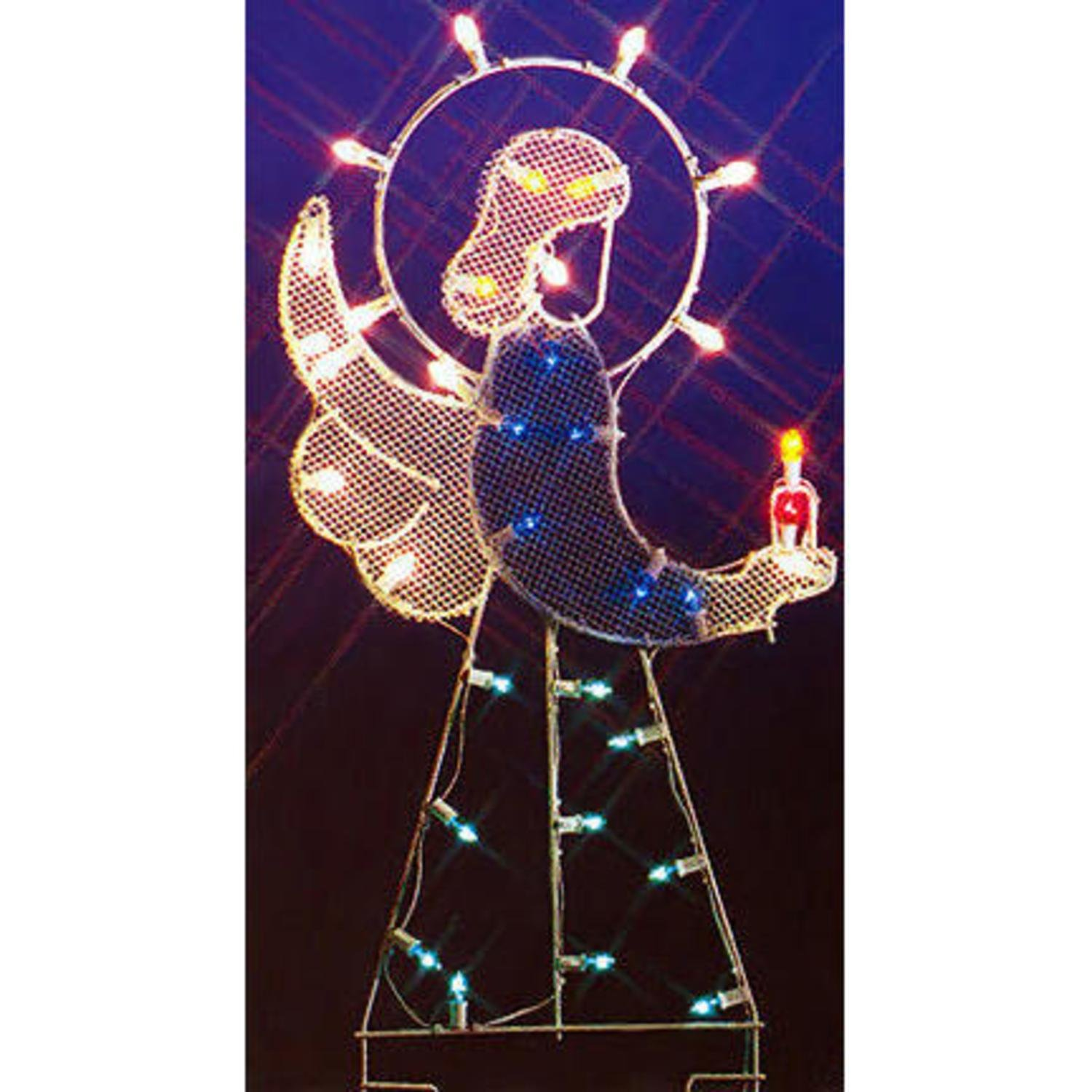 outdoor angels Christmas decorations