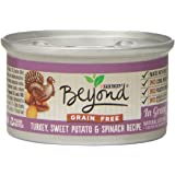 Purina Beyond Natural Grain Free Chunk in Gravy Wet Cat Food- 12-3 oz. Cans