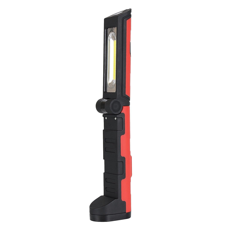 Eletorot Work Light Rechargeable LED Flashligt Lantern Inspection Lamp Spotlight