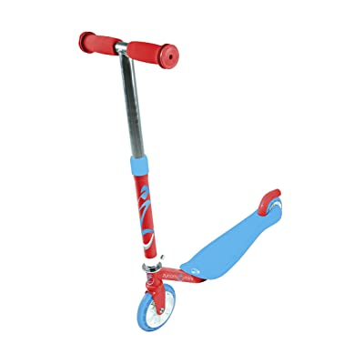 ZYCOM MiNi SCOOTER - BLUE/RED: Toys & Games