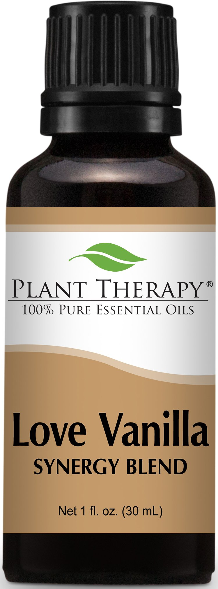 Plant Therapy Love Vanilla Synergy Essential Oil 30 mL (1 oz) 100% Pure, Undiluted, Therapeutic Grade by Plant Therapy