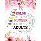 Color by Number for Adults: Guided Biblical Inspiration Adult Coloring Book, A Christian Coloring Book gift card alternative,