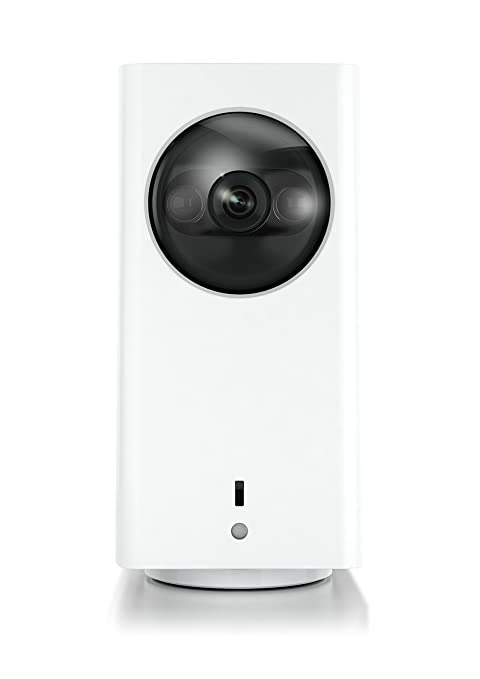 56 opinioni per iSmart Alarm iCamera Keep Videocamera di Sorveglianza per Sistema di Sicurezza,