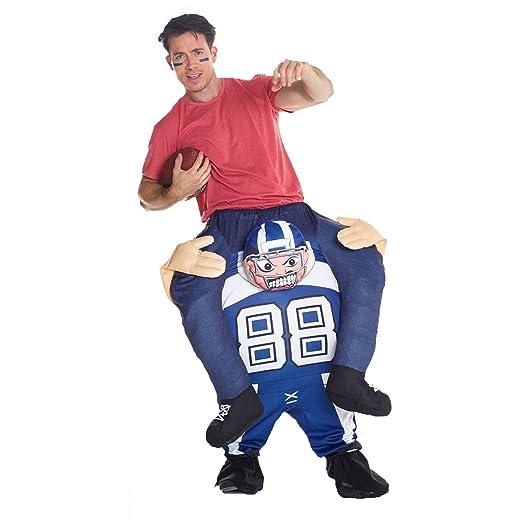 football player halloween costume for women