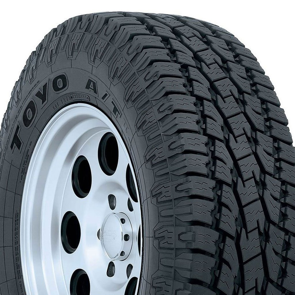 Open Country Tires >> Toyo Open Country A T Ii Performance Radial Tire 285 70r17 121s