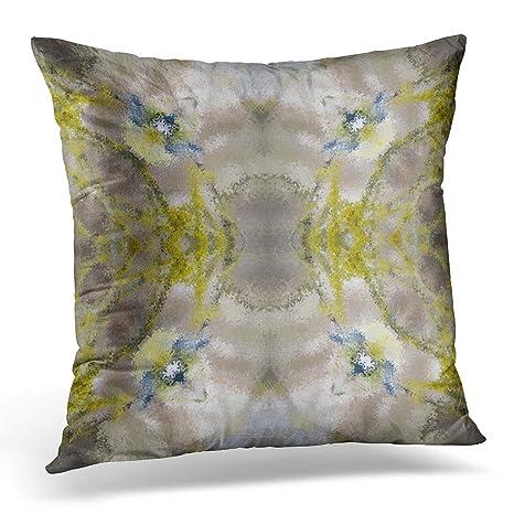 Funda de sofá cojín de Colores Belleza Abstracta ...