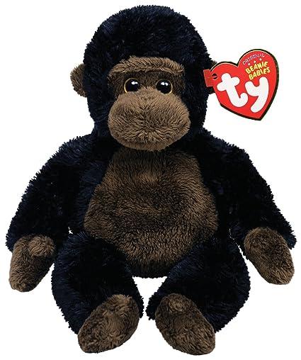38589645a4c Amazon.com  Ty Beanie Baby Congo - Gorilla  Toys   Games