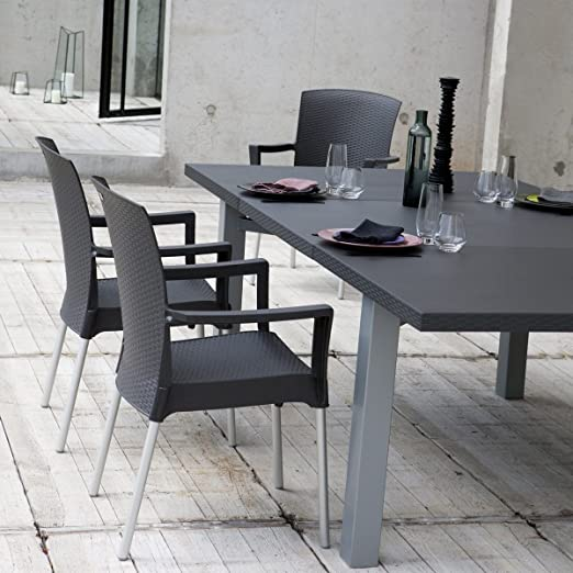 GROSFILLEX - Salon de jardin de repas Ineo design: Amazon.fr ...