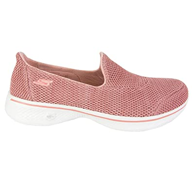 ba004f043e6 Skechers Gowalk 4 Women s Shoes in Rose