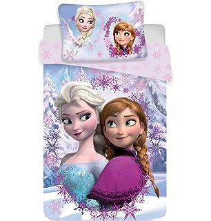 Spannbettlaken Ariel die kleine Meerjungfrau Disney 90/x 190/cm 100/% Baumwolle