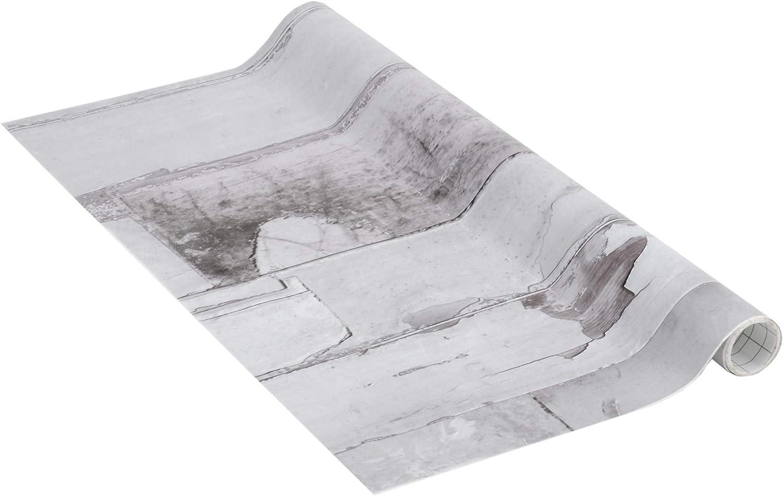 Film adh/ésif d/écoratif pour meuble Ch/êne naturel Venilia 53231 imperm/éable PVC Ch/êne naturel sans phtalates 45 cm x 1,5 m