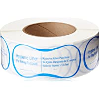 True Fit Try On CL-1 Clear Hygienic Liner Roll 1000 Count