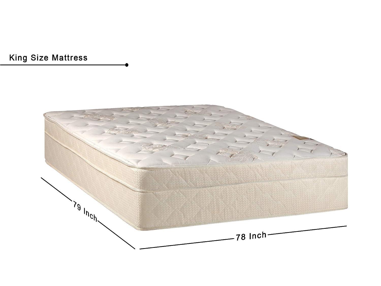 Twin Continental Sleep 9000-3//3-2 Encased Euroto Mattress