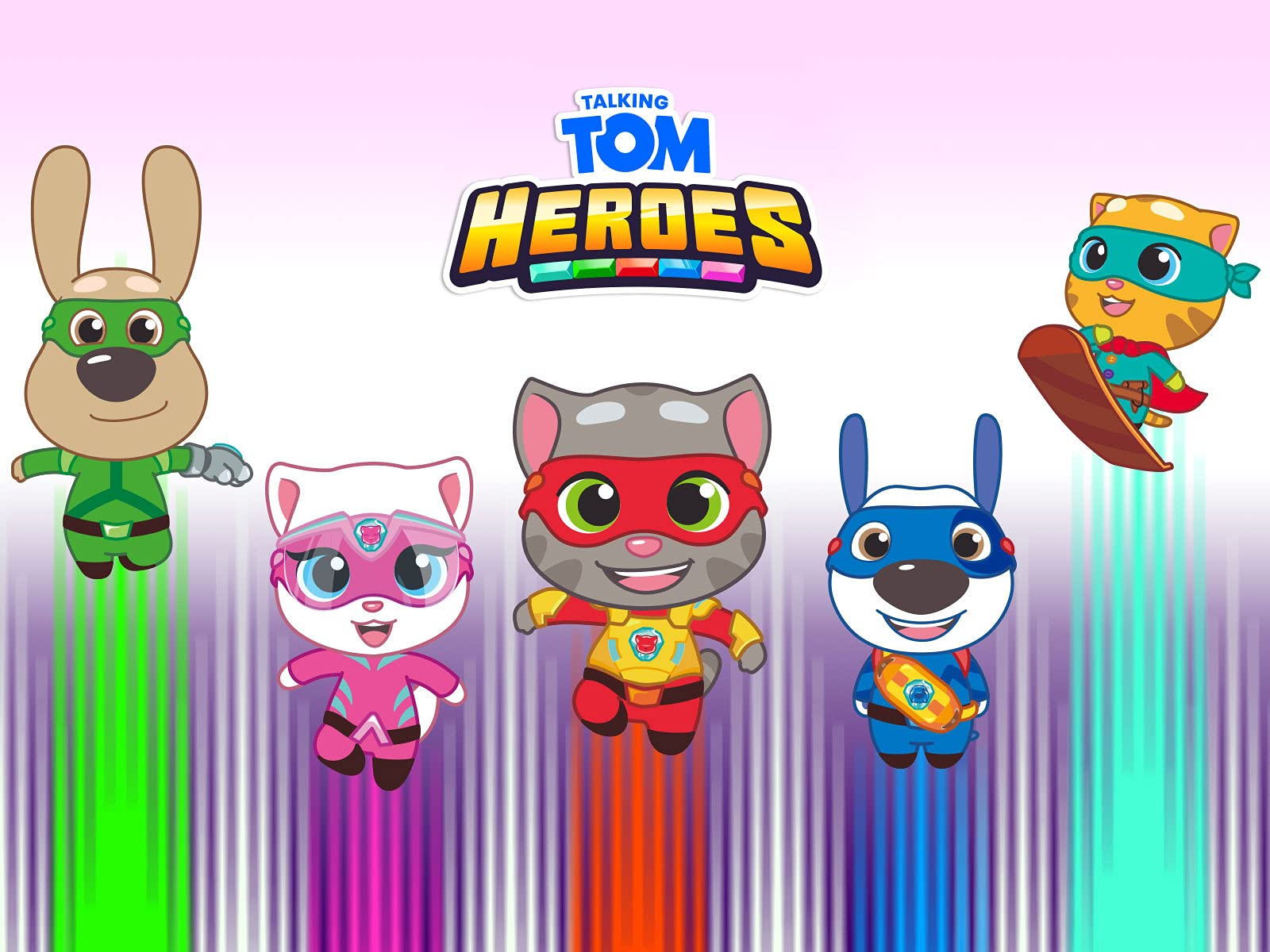 Amazon.de Talking Tom Heroes ansehen   Prime Video