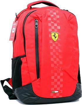 Ferrari Sac /à dos Rouge