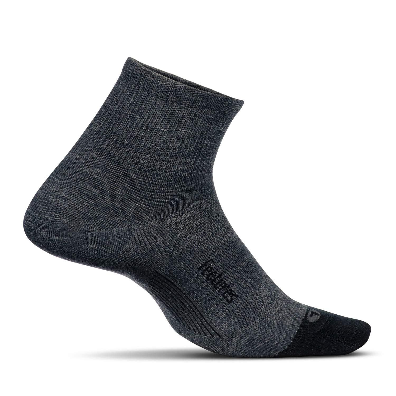 100%本物保証! Feetures! Small SOCKSHOSIERY Feetures! メンズ Gray B07H3CWVFW (Merino 10) Gray Small, ホビーショップB-SIDE:5fb31194 --- svecha37.ru