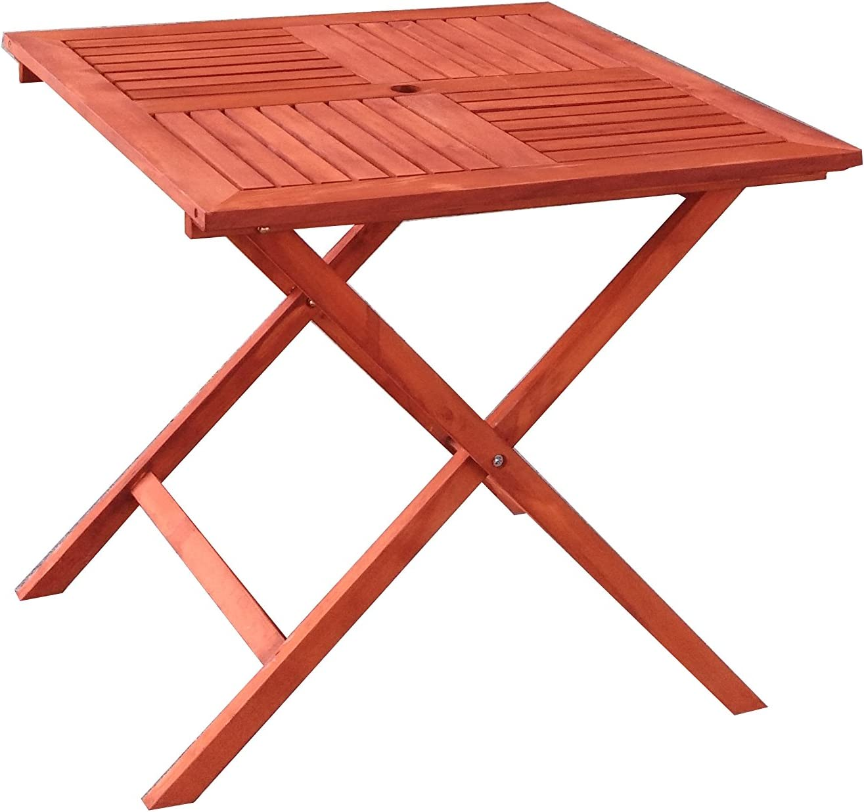 Pliante en BoisTable Table PJ cm Pliante60x60 Portable K1J3FucTl