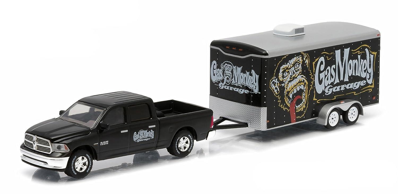 2014 Dodge Ram 1500 Pickup Truck And Enclosed Car