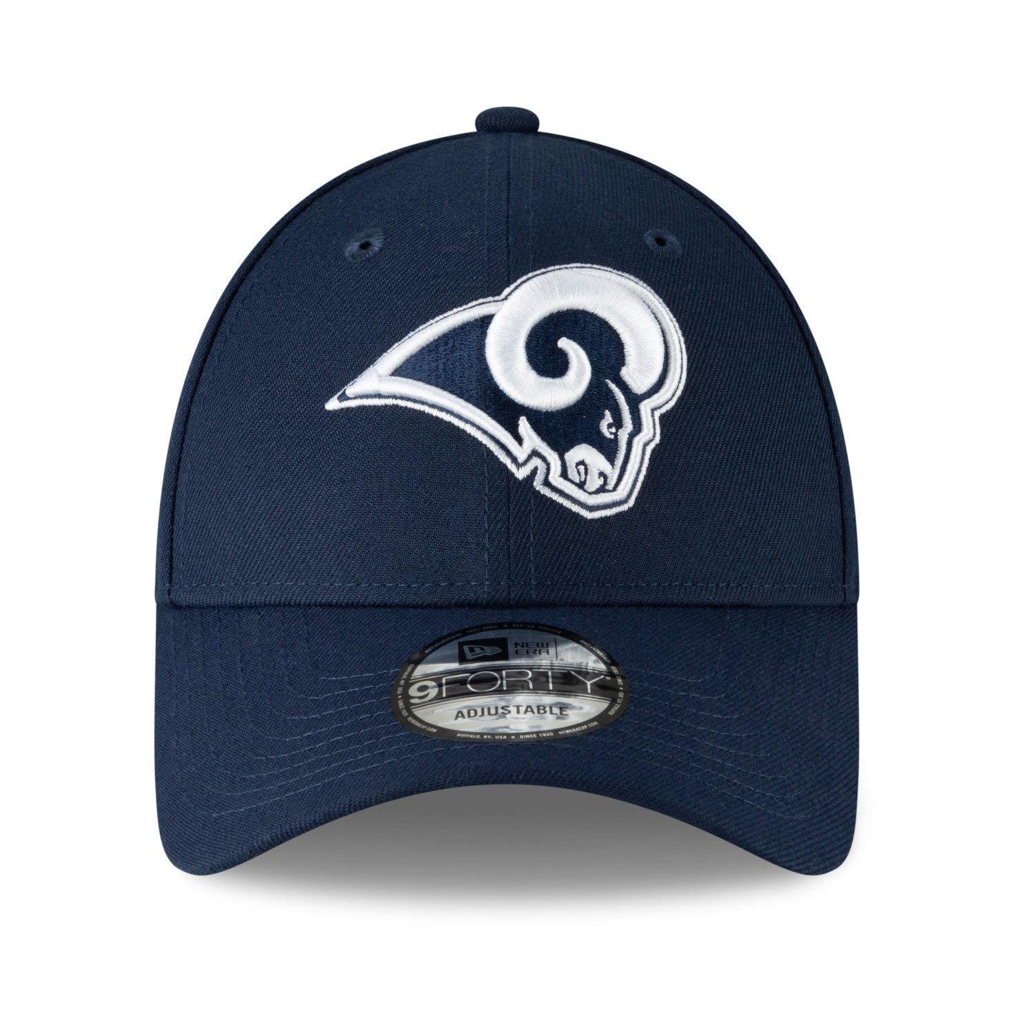 New Era Los Angeles Rams The League 9Forty Adjustable Hat Cap