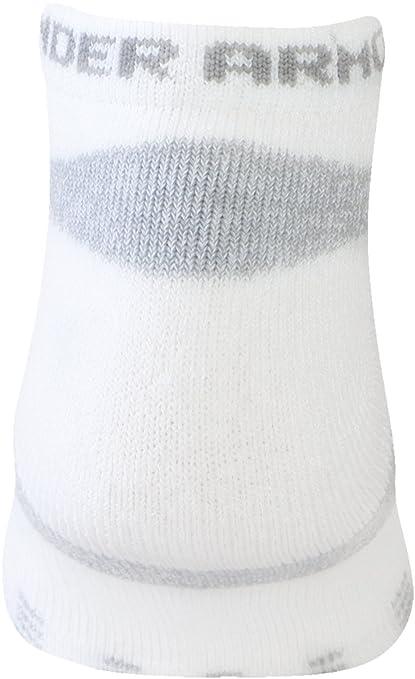 Under Armour Heatgear No Show - Calcetines Deportivos para Hombre (3 Pares): Amazon.es: Deportes y aire libre