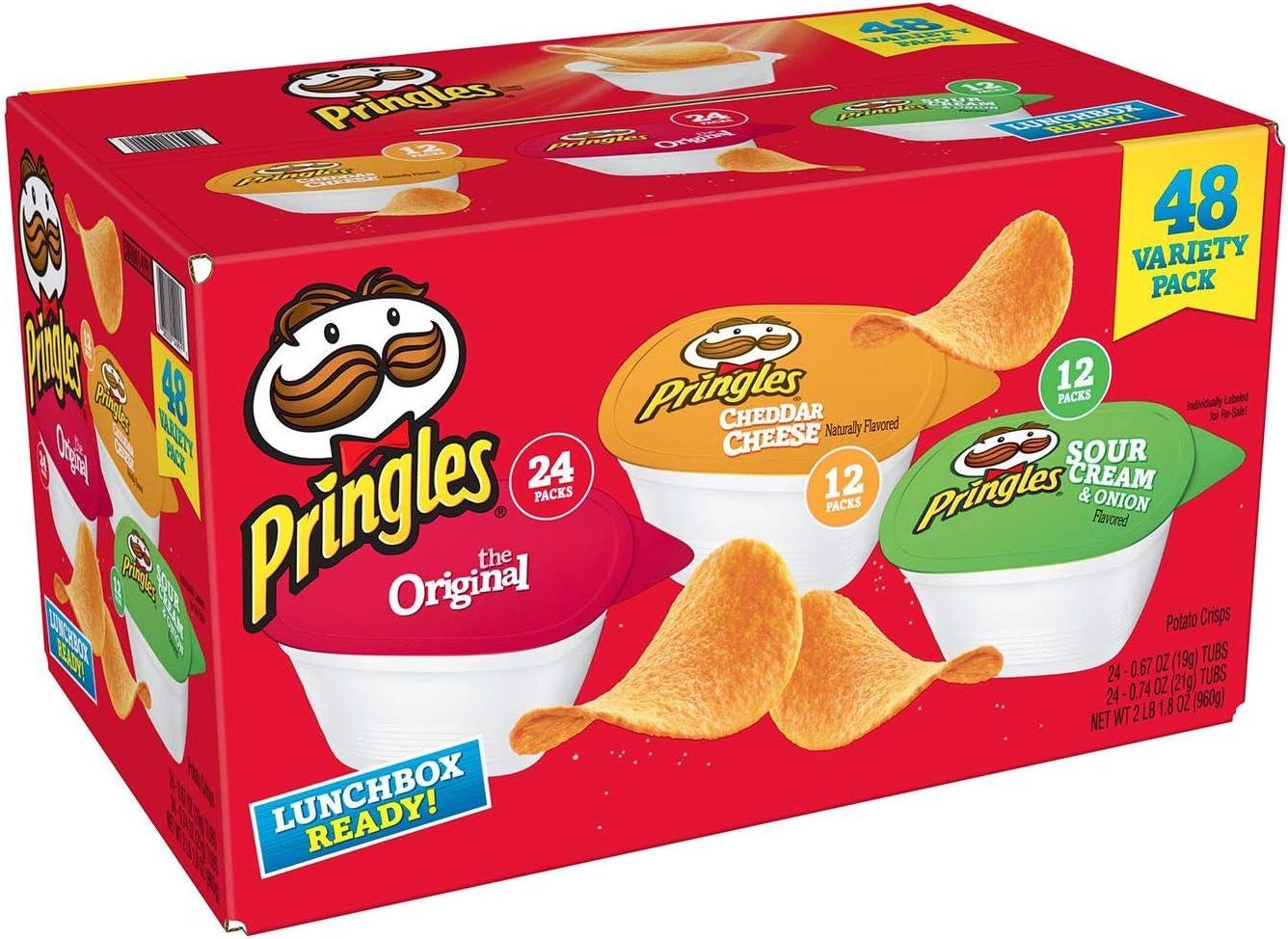 On The Go SnackVariety Pack de 48 unidades (3 sabanas – 48 cuentas ...