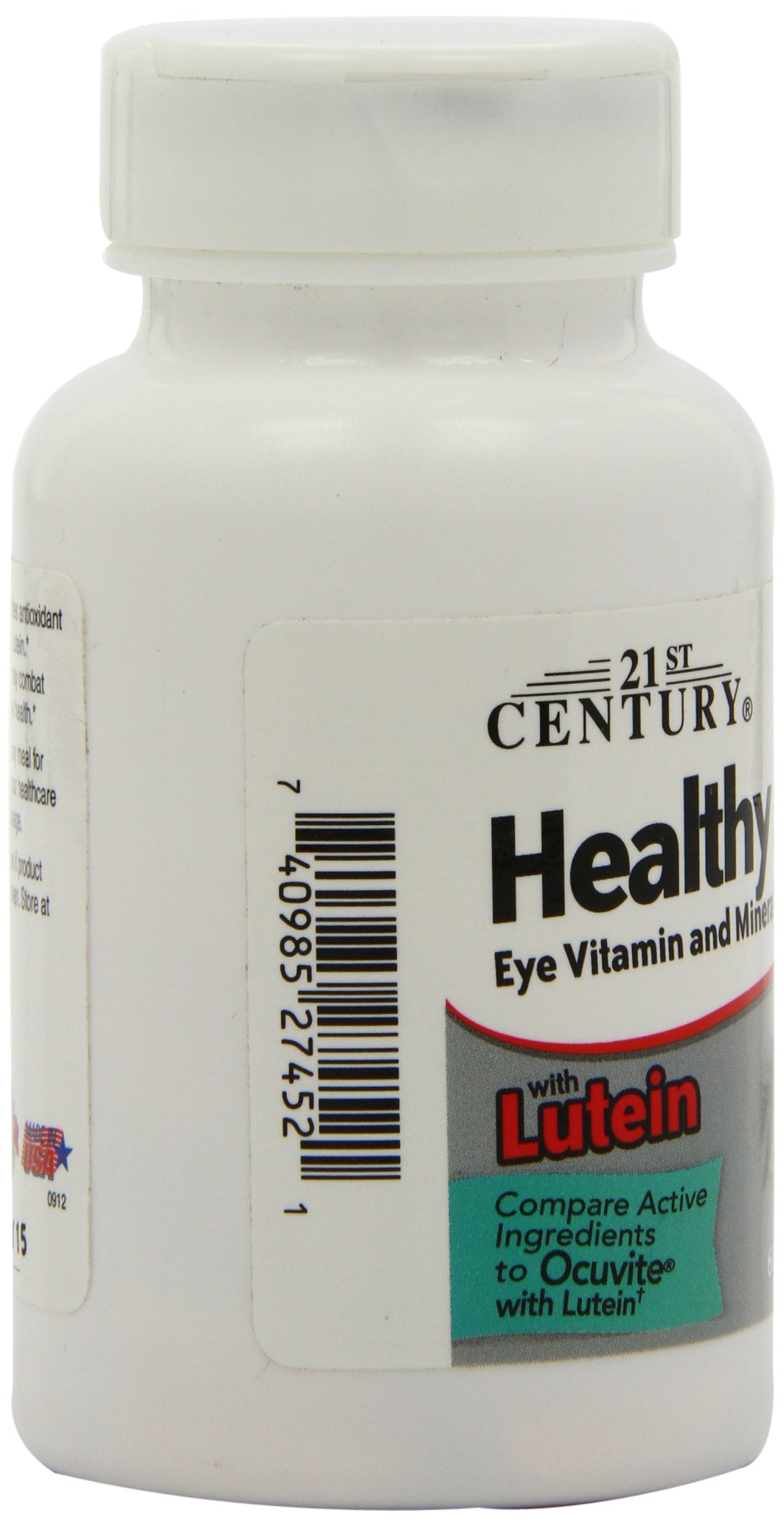 21st Century Healthy Eyes with Lutein Tablets, 60 Count by 21st Century (Image #6)