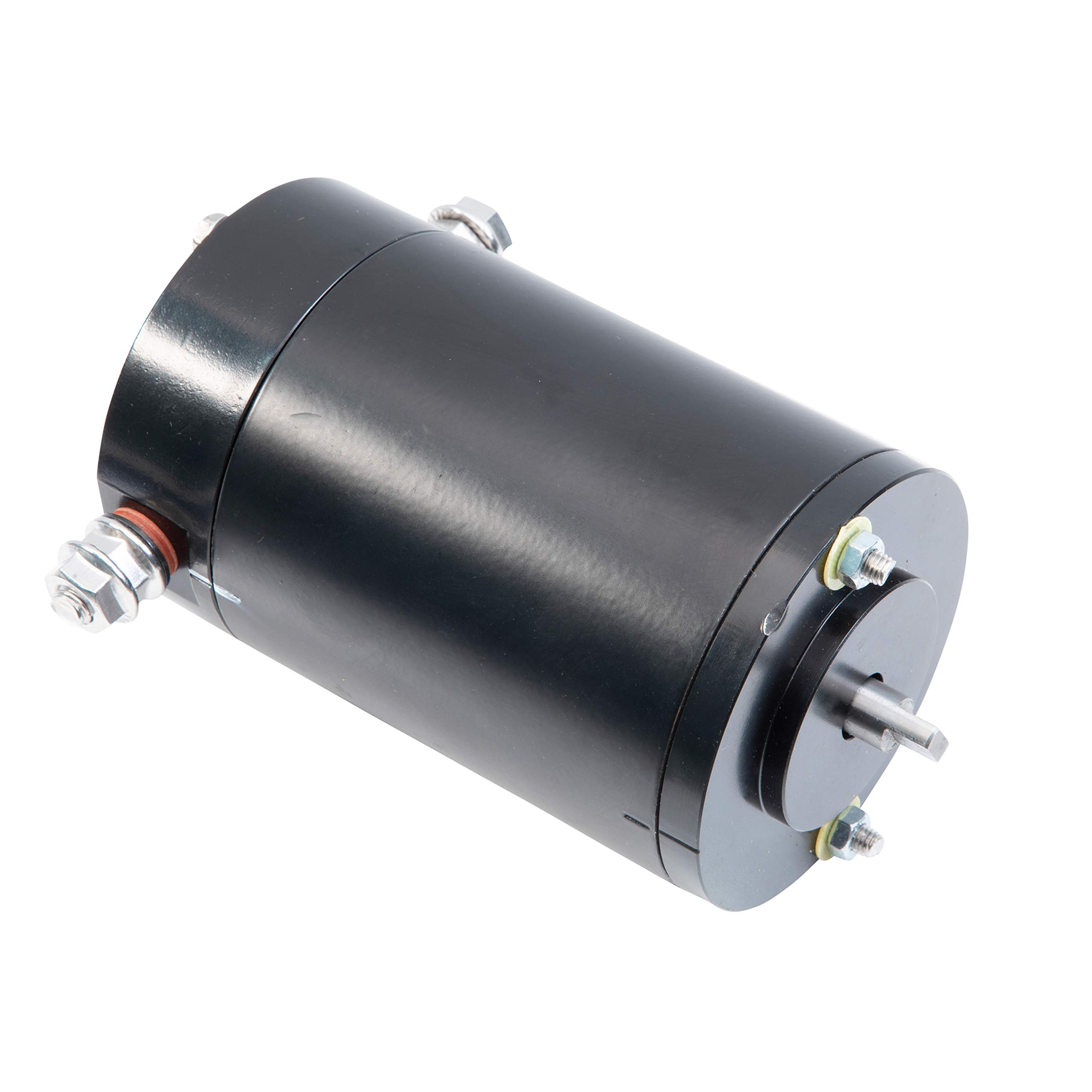 Lippert Components 167576 Hydraulic Pump Motor with Gasket for Various RV and Travel Trailer Slide-Out Systems by Lippert Components