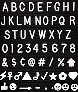Amazon com: My Cinema Lightbox Extra Letter and Symbol Packs