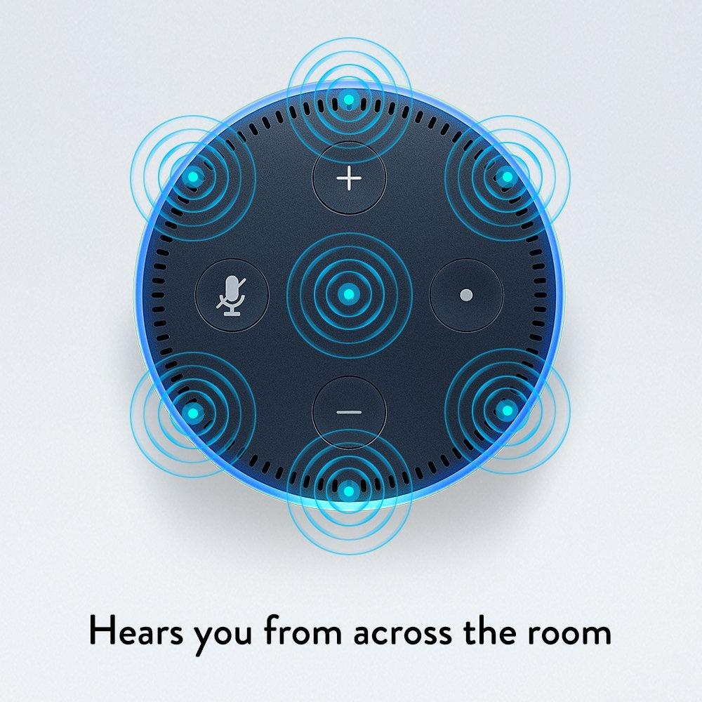 Amazon Echo Dot - Add Alexa to any room