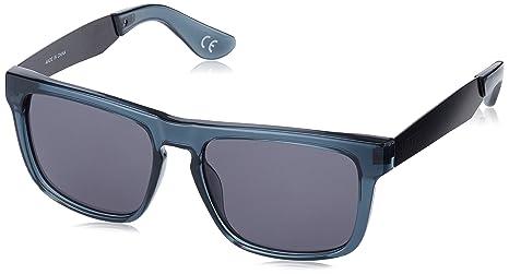 ccc9c3ea2d Vans Hombre SQUARED OFF Gafas de sol, Gris (DARK SLATE): Amazon.es ...