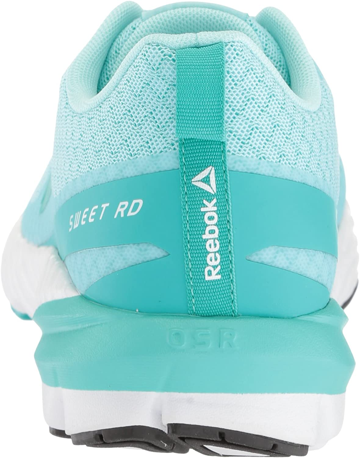 Reebok Femmes Chaussures Athlétiques Blue Lagoon Solid Teal White Coal