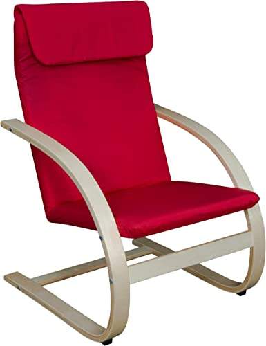 Cheap Niche Mia Bentwood Reclining Lounge Chair living room chair for sale