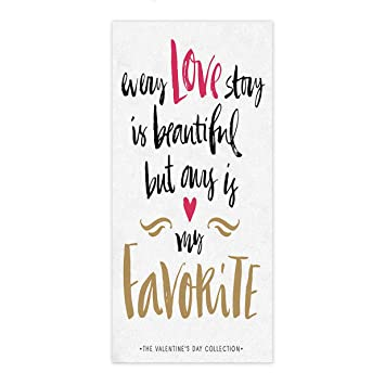 Amazoncom Crystal Emotion Every Love Story Is Beautiful Quotes
