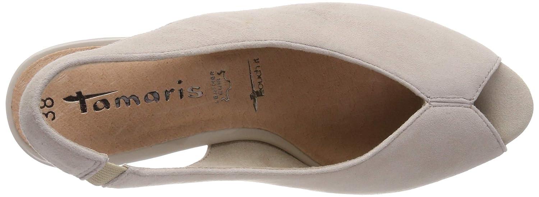 Tamaris Women's 1 1 29614 32 375 Ballet Flats: Amazon.co.uk