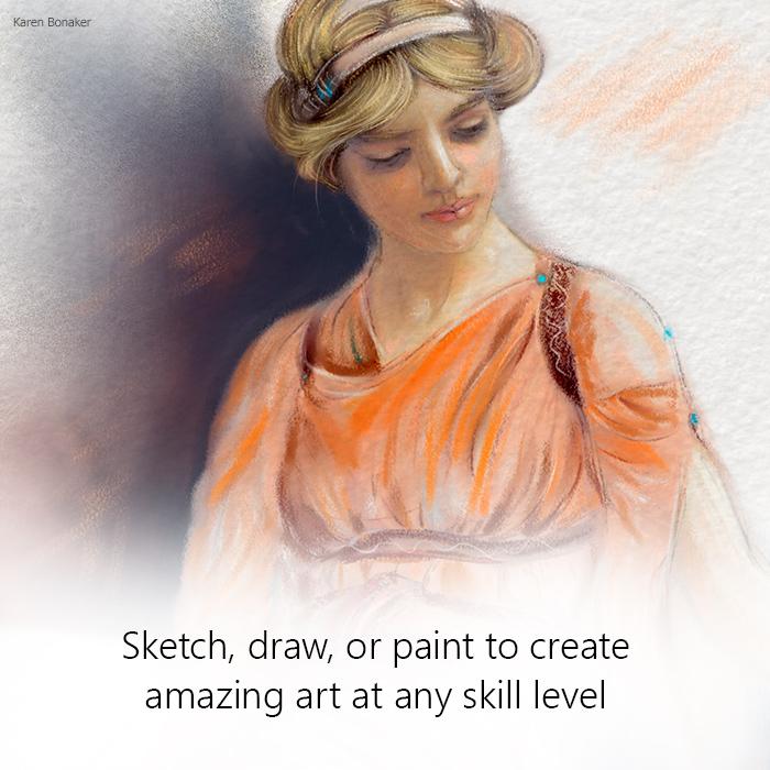 Corel Painter Essentials 6 - Digital Art Suite [PC Download]