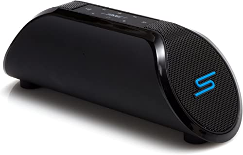 SMS Audio SYNC by 50 Portable Bluetooth Speaker – Black