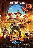 Tadeo Jones 2. El secreto del Rey Midas [Blu-ray]