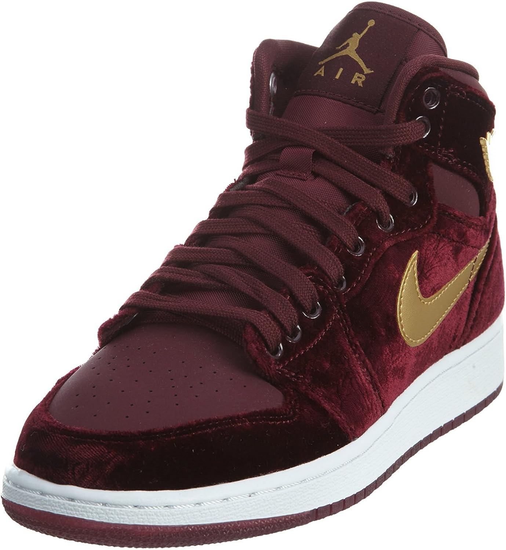 Nike Air Jordan Retro 1 High Premium Grade School