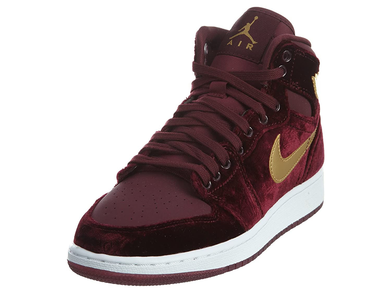 ce86fc7fbd4 Nike AIR Jordan 1 RET HI PREM HC GG (GS) 'Velvet' - 832596-640: Amazon.ca:  Shoes & Handbags
