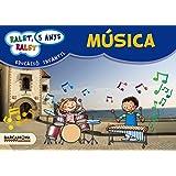 Ralet, ralet P5. Música. Carpeta de l'alumne - 9788448929312 (Materials Educatius - Parvulari - 5 Anys)