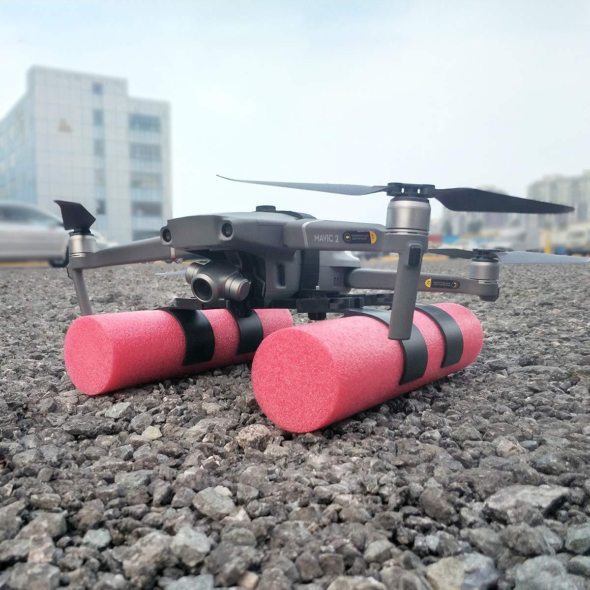 Mavic 2 Water Landing Leg,STARTRC Damping Landing Gear Training Kit Floating Holder for DJI Mavic 2 Pro/Zoom by STARTRC (Image #4)