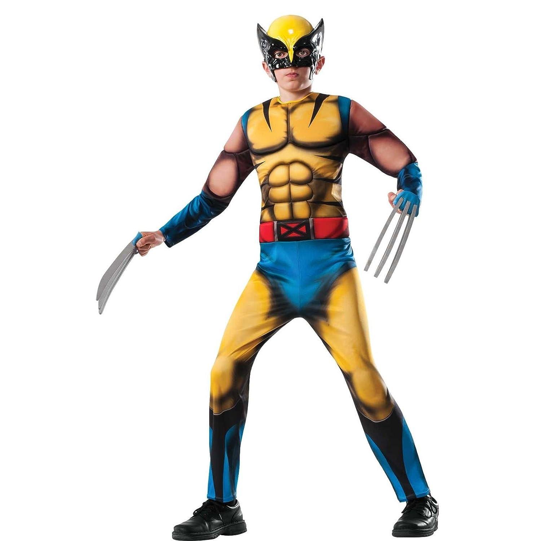 Wolverine Marvel para niño disfraz de Halloween de carnaval de ...