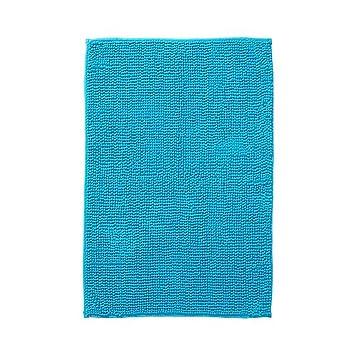CHENILLE Bath Rug Microfiber Washable Bath Mats For Tub Noodle Rugs  Bathroom 16.5u0026quot; X 24.4u0026quot
