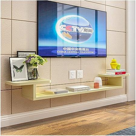 Sala de Reparto de televisión en Rack de TV Box Set Estante Fondo de la Pared